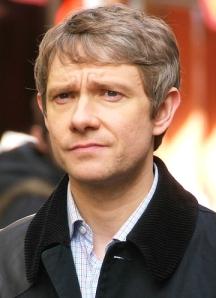 Martin Freeman/Wikipedia
