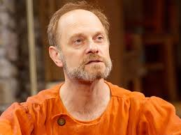 "David Hyde Pierce as Vanya in the Broadway production of ""Vanya and Sonia and Masha and Spike."""