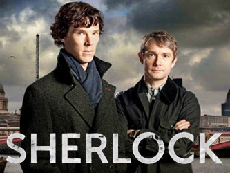 """Sherlock"" startting Benedict Cumberbatch (left) and Martin Freeman returns to Masterpiece on Jan. 19."