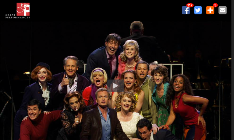 "Stephen Sondheim's ""Company"" in a concert-setting with the New York Philharmonic. The opening number includes the entire all-star cast: Craig Bierko, Stephen Colbert, Jon Cryer, Katie Finneran, Neil Patrick Harris, Christina Hendricks, Adam Lazar, Patti LuPone, Jill Paice, Martha Plimpton, Anika Noni Rose, Jennifer Laura Thompson, Jim Walton, and Chryssie Whitehead."