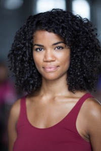 """Britney Coleman plays Guenevere in the Two River Theater Company production of Lerner & Loewe's """"Camelot."""""""