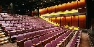 image of interior of Playwrights Horizons theater
