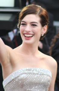 Anne Hathaway began her acting career while living Millburn, NJ, and appeared in two musicals at the Paper Mill Playhouse.