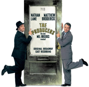 "Image of Broadway show  ""The Producers,"" which started the premium seating idea."