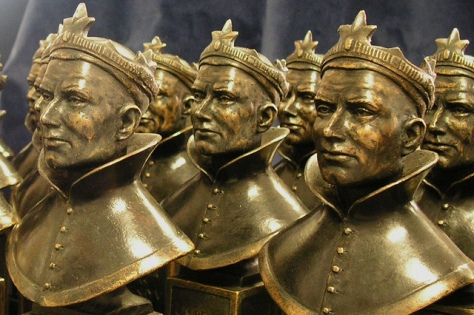 Image of the Olivier Awards, the British equivalent of Broadway's Tony Award, are being presented Sunday in London at Covent Hall.