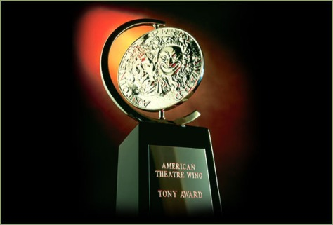 The coveted Tony Award.