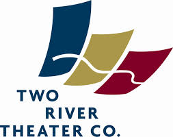 Image of Two River Theater logo as it announces its 2015-2016 season.