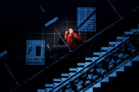 """The Curious Incident of the Dog in the Night-Time"" is the Outer Critics choice for Outstanding new play"