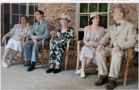 "Elizabeth Wilson (center) and Bill Murray (far right) in a scene from ""Hyde Park on Hudson."" (2012)"