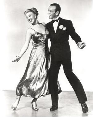 Millions of Americans flocked to movie theaters in the 1930s and '40s to see Fred Astaire and Ginger Rogers dance.