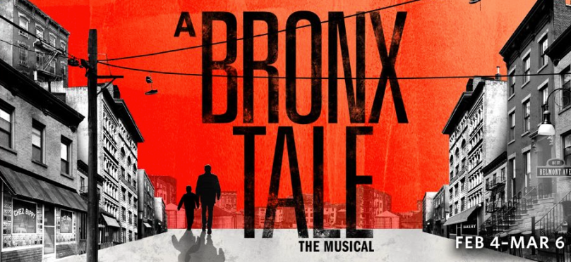 """Screen grab of the image for the world premiere of """"A Bronx Tale,"""" directed by Robert DeNiro and Jerry Zaks."""