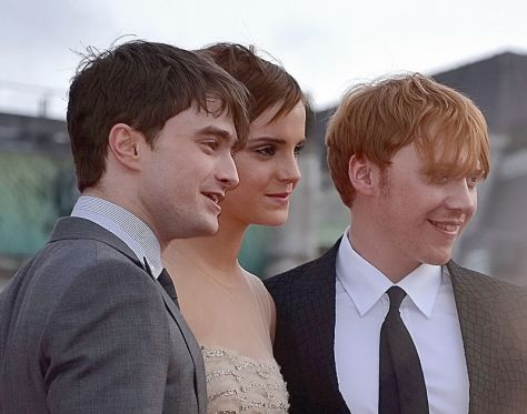 "Would Daniel Radcliffe, Emma Watson or Rupert Grint be interested in joining the cast of ""Harry Potter and the Cursed Child""?"