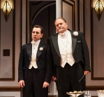"Ken Ludwig's ""A Comedy of Tenors"" directed by Stephen Wadsworth stars Ken Ludwig's ""A Comedy of Tenors"" directed by Stephen Wadsworth features RobMcClure (left) and Ron Orbach. PHOTO: Roger Mastroianni"