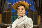"David Suchet is nominated for Best Actor in a Supporting role for playing Lady Bracknell in ""The Importance Of Being Earnest."""