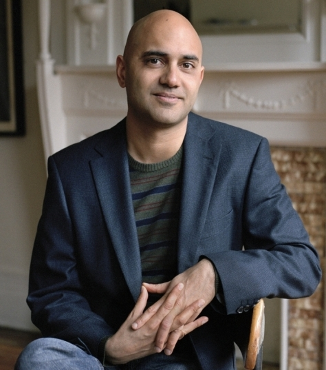 Ayad Akhtar is a first generation Pakistani-American screenwriter and playwright from Milwaukee.
