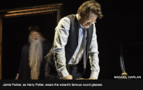 Jamie Parker as Harry Potter in Harry Potter and the Cursed Child. Photograph: Manuel Harlan Jamie Parker as Harry Potter in Harry Potter and the Cursed Child. Photograph: Manuel Harlan