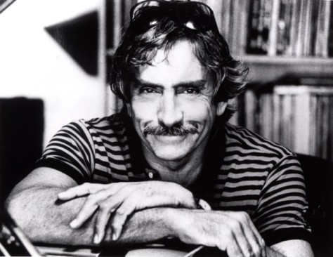Edward Albee early in his career as one of America's most important playwrights.