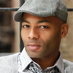 "Brandon Victor Dixon plays Aaron Burr in ""Hamilton."""