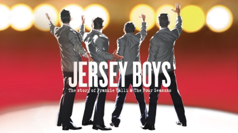 Image of Jersey Boys poster