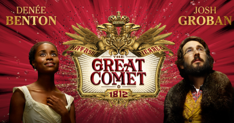 Image of The Great Comet poster