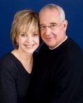 "Jill Eikenberry, director, and Michael Tucker, playwright, for ""Pittsburgh."" (PHOTO: Courtesy of Jill Eikenberry."