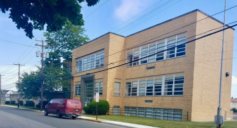Home of the West End Arts Center at West End Avenue and Sairs Avenue in Long Branch. (PHOTO: Gretchen C. Van Benthuysen)