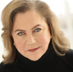 "Kathleen Turner, an Academy Award and Tony Award nominee, plays the title role in ""An Act of God."""