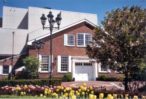 Paper Mill Playhouse in Millburn, NJ