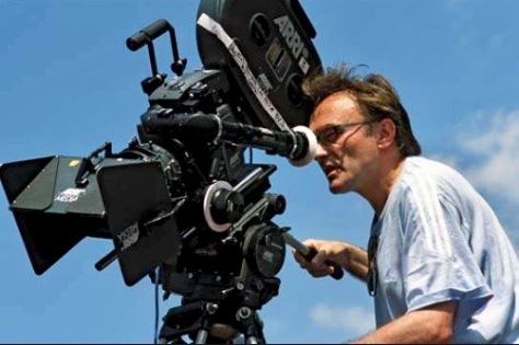 "Danny Boyle directing the 2004 movie ""Millions."" (PHOTO: Encyclopedia Britannica)"