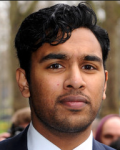 "Himesh Patel is best known for his role as Tamwar Masood in the BBC soap opera ""EastEnders,"" from 2007 to 2016."