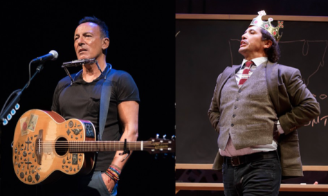 Bruce Springsteen and John Leguizamo each were awarded a special Tony for their solo Broadway shows