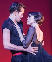 "Robert Fairchild and Leanne Cope in ""An American in Paris: The Musical"" (PHOTO: Johan Persson)"