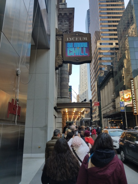 It is the oldest continuously operating legitimate theatre in New York City, and the first Broadway theatre ever to be granted landmark status (1974)