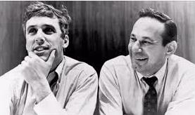 Burt Bacharach and Hal David.